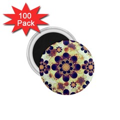 Luxury Decorative Symbols  1 75  Button Magnet (100 Pack) by dflcprints