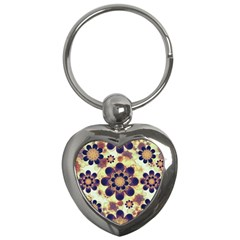 Luxury Decorative Symbols  Key Chain (heart) by dflcprints