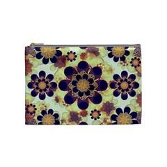 Luxury Decorative Symbols  Cosmetic Bag (medium) by dflcprints