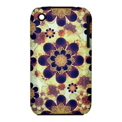 Luxury Decorative Symbols  Apple Iphone 3g/3gs Hardshell Case (pc+silicone) by dflcprints