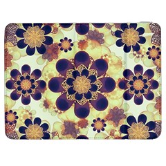 Luxury Decorative Symbols  Samsung Galaxy Tab 7  P1000 Flip Case by dflcprints