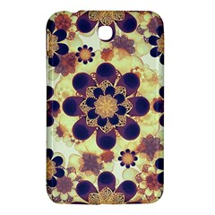 Luxury Decorative Symbols  Samsung Galaxy Tab 3 (7 ) P3200 Hardshell Case  by dflcprints