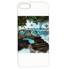 Psychic Medium Claudia Apple Iphone 5 Hardshell Case With Stand by thesmallmediumatlarge