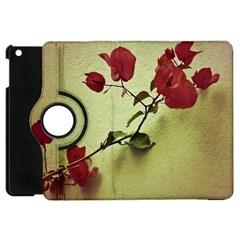 Santa Rita Flower Apple Ipad Mini Flip 360 Case by dflcprints