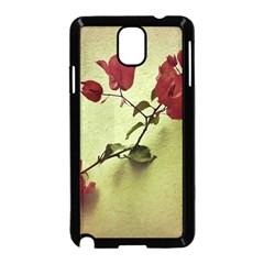 Santa Rita Flower Samsung Galaxy Note 3 Neo Hardshell Case (black) by dflcprints