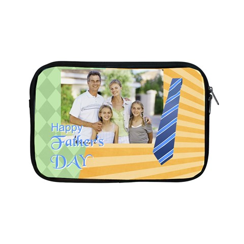 Fathers Day By Dad   Apple Ipad Mini Zipper Case   D67j7oh0j3ae   Www Artscow Com Front