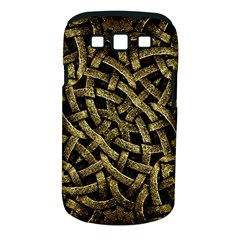 Ancient Arabesque Stone Ornament Samsung Galaxy S Iii Classic Hardshell Case (pc+silicone) by dflcprints