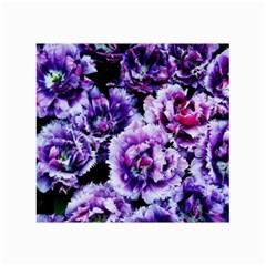 Purple Wildflowers Of Hope Canvas 24  X 36  (unframed) by FunWithFibro