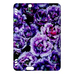 Purple Wildflowers Of Hope Kindle Fire Hdx 7  Hardshell Case by FunWithFibro
