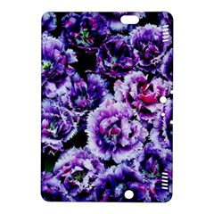 Purple Wildflowers Of Hope Kindle Fire Hdx 8 9  Hardshell Case