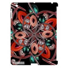 Luxury Ornate Artwork Apple Ipad 3/4 Hardshell Case (compatible With Smart Cover) by dflcprints