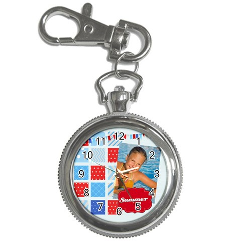 Summer By Summer Time    Key Chain Watch   544evragxpu1   Www Artscow Com Front