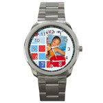 summer - Sport Metal Watch