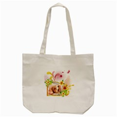 Baby By Wood Johnson   Tote Bag (cream)   Cx2axhyo9bdx   Www Artscow Com Back