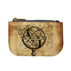 Discover The World Coin Change Purse by StuffOrSomething
