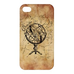 Discover The World Apple Iphone 4/4s Premium Hardshell Case by StuffOrSomething
