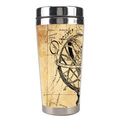 Discover The World Stainless Steel Travel Tumbler by StuffOrSomething