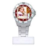 xmas - Plastic Nurses Watch