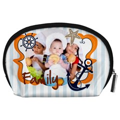 Kids By Mac Book   Accessory Pouch (large)   Yhwhnc5cjboz   Www Artscow Com Back