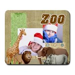 zoo - Collage Mousepad