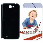 july 4 usa - Samsung Galaxy Note 2 Flip Cover Case