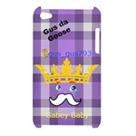 gus-riel case - Apple iPod Touch 4G Hardshell Case