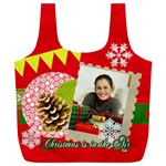 merry christmas gift - Full Print Recycle Bag (XL)