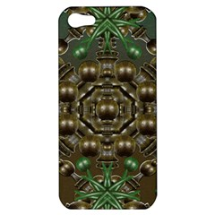 Japanese Garden Apple Iphone 5 Hardshell Case by dflcprints