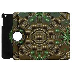 Japanese Garden Apple Ipad Mini Flip 360 Case by dflcprints