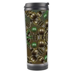 Japanese Garden Travel Tumbler by dflcprints