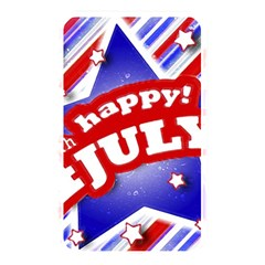 4th Of July Celebration Design Memory Card Reader (rectangular) by dflcprints