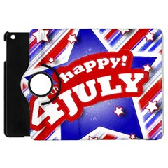 4th Of July Celebration Design Apple Ipad Mini Flip 360 Case by dflcprints