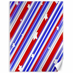 American Motif Canvas 18  X 24  (unframed) by dflcprints