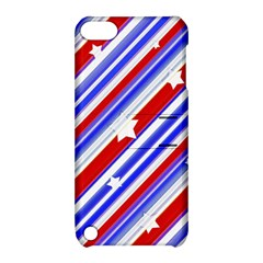American Motif Apple Ipod Touch 5 Hardshell Case With Stand by dflcprints