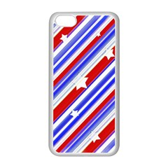 American Motif Apple Iphone 5c Seamless Case (white) by dflcprints