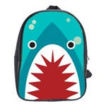 shark - School Bag (XL)