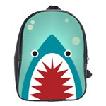 shark - School Bag (Large)