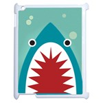shark - Apple iPad 2 Case (White)
