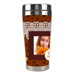 Christmas By Joely   Stainless Steel Travel Tumbler   Sw27mx281gwq   Www Artscow Com Center