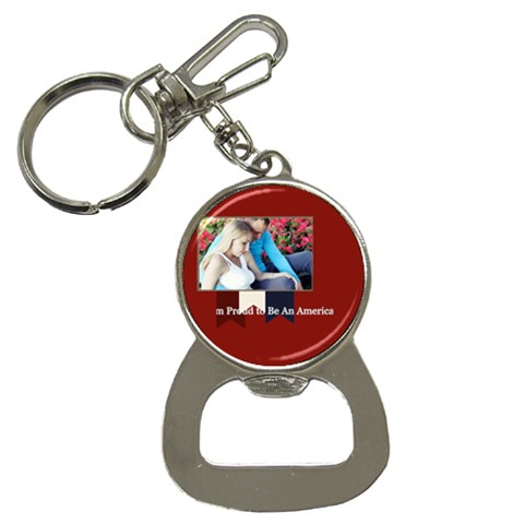 Us By Usa   Bottle Opener Key Chain   72fso0h87i8z   Www Artscow Com Front