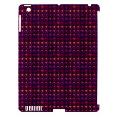 Funky Retro Pattern Apple Ipad 3/4 Hardshell Case (compatible With Smart Cover) by SaraThePixelPixie