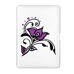 Awareness Flower Samsung Galaxy Tab 2 (10 1 ) P5100 Hardshell Case  by FunWithFibro