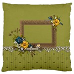 Cushion Case- Family2 - Large Cushion Case (One Side)