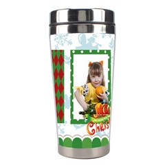 Christmas By Joely   Stainless Steel Travel Tumbler   Zuhlyr87phu9   Www Artscow Com Center
