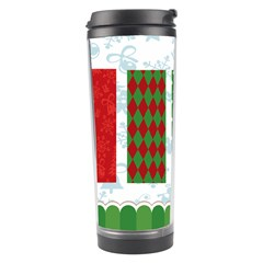 Christmas By Joely   Travel Tumbler   57khby4yhjjz   Www Artscow Com Left