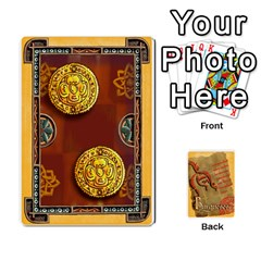 Burgueses By Santiago Eximeno   Playing Cards 54 Designs   Jx6viphmzjng   Www Artscow Com Front - Club4