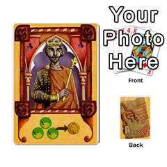Burgueses By Santiago Eximeno   Playing Cards 54 Designs   Jx6viphmzjng   Www Artscow Com Front - Joker1