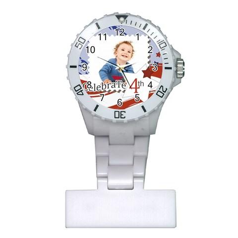 Usa By Anita   Plastic Nurses Watch   9l2fk7d3vtnw   Www Artscow Com Front