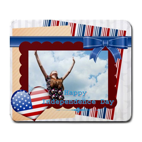 Usa By Usa   Collage Mousepad   Nrqm2kgtxptv   Www Artscow Com 9.25 x7.75 Mousepad - 1