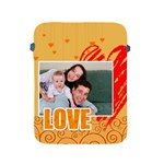 flower - Apple iPad 2/3/4 Protective Soft Case
